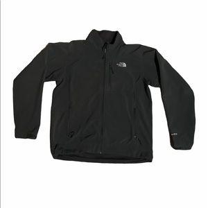 Grey APEX Zip Up Jacket